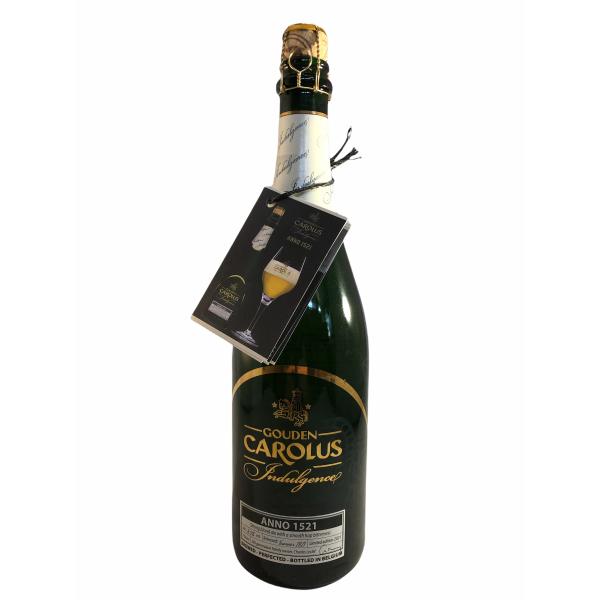 Gouden carolus indulgence 2021 (anno 1521)