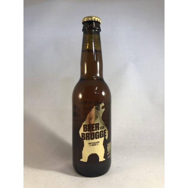 Beer van Brugge whisky infused