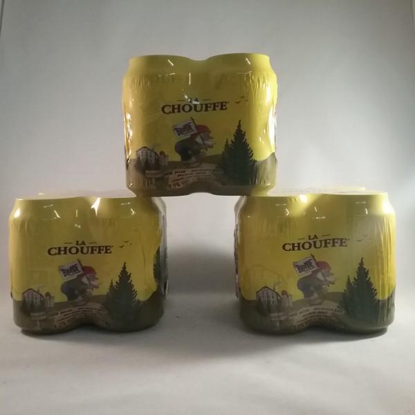 La chouffe cans