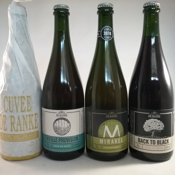 De ranke pack